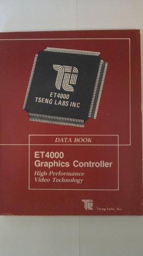 Tseng Labs: ET4000 Graphics Controller Data Book