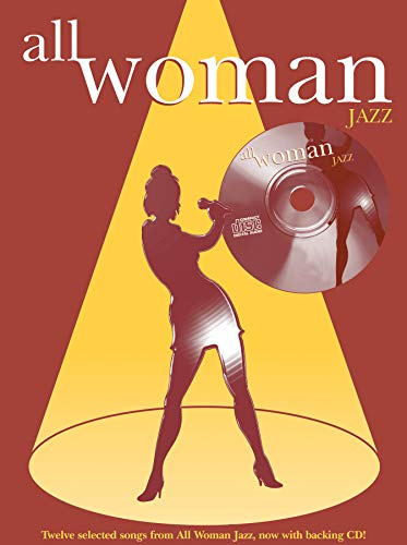 All Woman -- Jazz: Book & CD (Faber Edition)