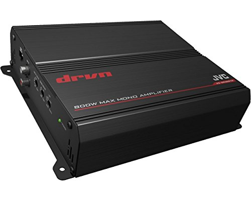 JVC KS-DR3001D - amplificadores Coche Negro