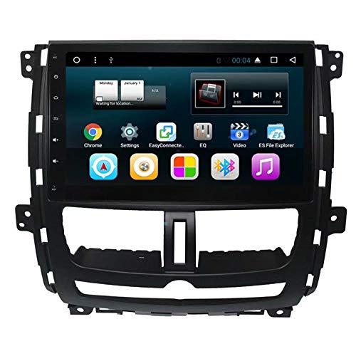 TOPNAVI 2Go Android 7.1 Lecteur de Voiture pour Nissan Succe 2010 2011 2012 2013 2014 2015 Radio Navigation GPS stéréo avec WiFi 3G RDS Lien Miroir FM AM BT Audio Vidéo