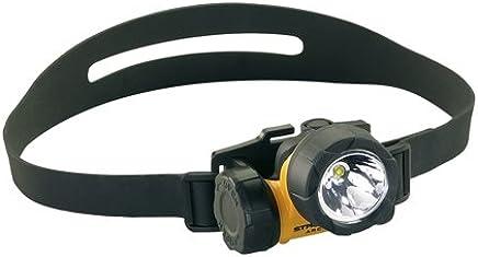 Streamlight 61026 Argo HAZ-LO Division 1 Headlamp, Alkaline Yellow
