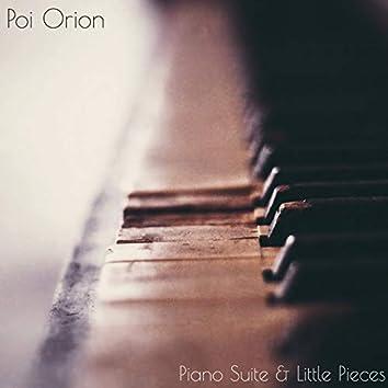 Piano Suite & Little Pieces