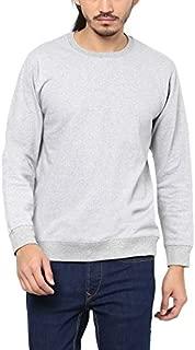 Men's Cotton and Polyester Sweatshirt