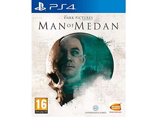 Sale item Outstanding Namco Bandai The Dark Pictures: Medan Man Of PS4