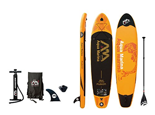 Aqua Marina A110160GNM Inflatable Stand-up Fusion Paddle Board