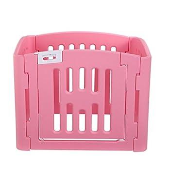 Chenils Cages Clôture pour Animaux de Compagnie Chien clôture pour Chien de Compagnie Cage pour Chien Robuste Pliant Chiot Parc pour bébé Lapin pour Chien de Compagnie Cage de Chat Animal clôture d