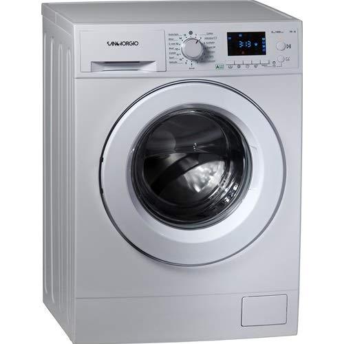 San Giorgio F914DI - lavatrice Carica Frontale, libera installazione, 9 kg, classe A+++, 1400 giri