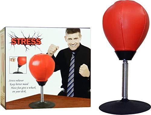 Comercial Framan Punching Ball Boxeo de Escritorio Antiestres