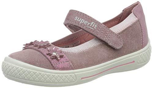 Superfit Mädchen Tensy Geschlossene Ballerinas, Violett (LILA 90), 35 EU