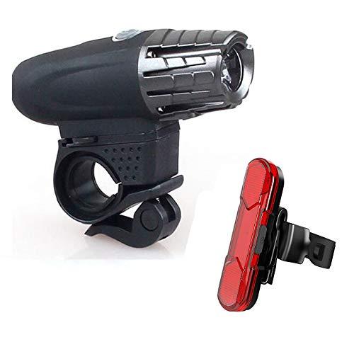 BICMTE Fahrradlicht- Fahrrad Rücklicht, wasserdichte Fahrradrücklicht LED USB Aufladbar, 4 Lichtmodus,mit 360° Bodenleuchte für mehr Sichtbarkeit und Schutz