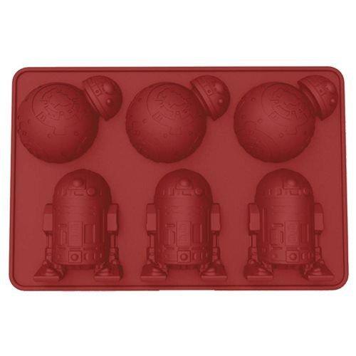 Underground Toys Star Wars Eiswürfelbehälter BB-8 & R2-D2