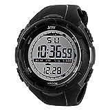 ZXMD. Orologio da uomo Abbigliamento Sport Sport Vigilanza Allarme Antiurto Impermeabile Orologio digitale (Grün : Ti)