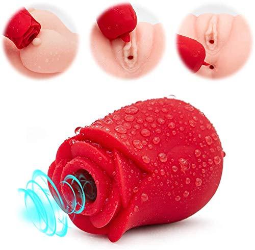 Vibråbratorššex for Women The Rose Toy for Women šêxual orål Thrüšting Ðîldo Vibråting Måchine for Women Rose sêx toñgue Vibrånt Lîcker for Women Sûckîng with toñgue