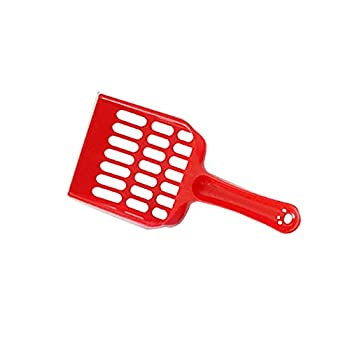 SOKOYO New Cat Litter Shovel Pet Cleanning Tool Plastic Scoop Cat Sand Cleaning Products Toilet for Dog Food Spoons