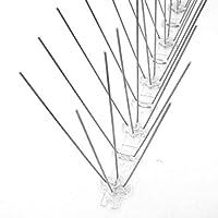 LINZI 690105 Stainless Steel Birds Spakes 6 Meters