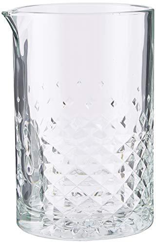 Vaso Mezclador de Cristal para cócteles, 750 ml