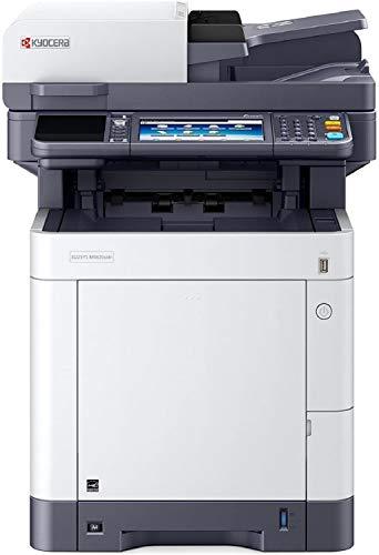 Kyocera Klimaschutz System Ecosys M6635cidn 4 in 1 Farblaser Multifunktionssystem Drucker Kopierer Scanner Fax Touchpanel Mobile Unterstutzung