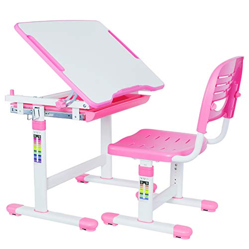 VIVO Pink Height Adjustable Children
