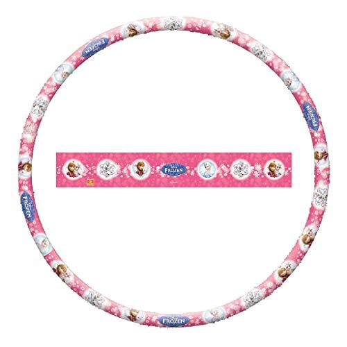 Mondo - 28141 - Hula Hoop - La Reine des Neiges - 80 Cm - Rose