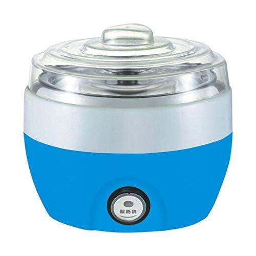 Best Buy! Portable Yogurt Machine Home Stainless Steel Yogurt Machine Liner Automatic Yogurt Machine...