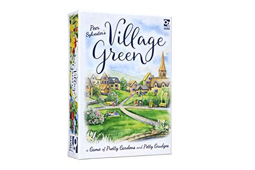 Village Green: A Game of Pretty Gardens and Petty Grudges