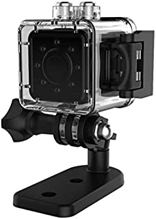 税込み 最新SQシリーズ SQ13 防水 wi-fi 200万画素 12万画素 ウエアラブル マイクロ カメラ 小型 防犯 スポーツ 赤外線 スパイ 隠し 隠しカメラ スパイカメラ