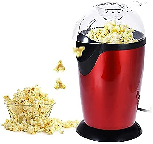 R K HANS Aluminum Popcorn Machine and Big Home Use Electric Big Popcorn Machine, Popcorn Maker Making Machine Automatic Popcorn Machine Household Electric Instant Popcorn Maker Stylish Design (Multi color)