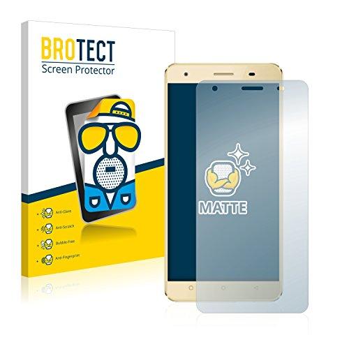 BROTECT 2X Entspiegelungs-Schutzfolie kompatibel mit Oukitel C5 Pro Bildschirmschutz-Folie Matt, Anti-Reflex, Anti-Fingerprint