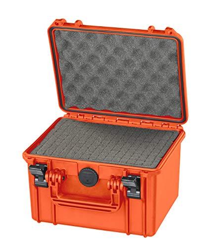 MAX MAX235H155S.001 Bagagli-Valigia, Arancione