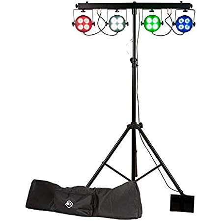 ADJ Products 4 String LED Lighting, Stage Left or Right (Starbar Wash)