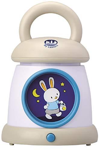 Claessens Kid'Sleep My Lantern Lampe de nuit rechargeable Gris