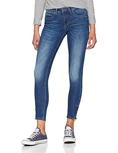 ONLY NOS Damen Skinny Jeans Onlkendell Reg SK Ank Jns CRE178067 Noos, Grau (Medium Blue Denim), W31/L30