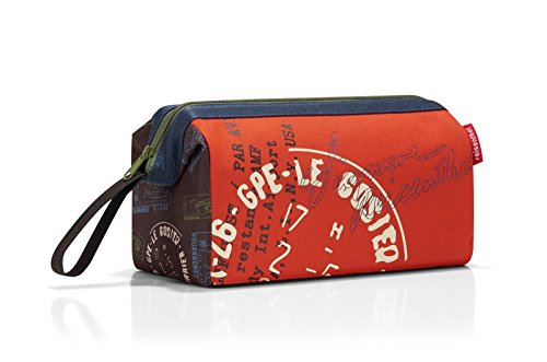 reisenthel travelcosmetic 26 x 18 x 13,5 cm / 4 l / stamps