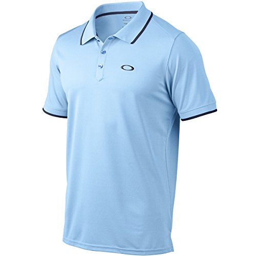 Oakley Standard 2.0 Polo Homme, Oxford Blue, FR : S (Taille Fabricant : S)