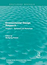 Environmental Design Research: Volume two symposia and workshops (Routledge Revivals: Environmental Design Research)