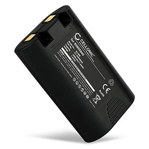 CELLONIC® Qualitäts Akku kompatibel mit DYMO LabelManager 360D, LabelManager 420P, Rhino 4200, Rhino 5200, LM360D, LM420P, 3M PL200 (1600mAh) S0895840,W002856 Ersatzakku Batterie