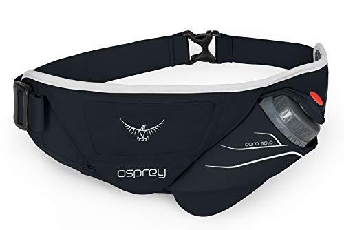 Osprey Packs Duro Solo Running Hydration Waistbelt, Alpine Black, One Size