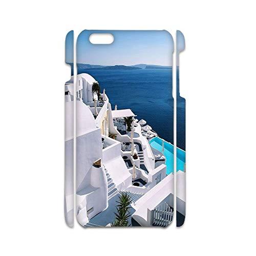 Hard Rigid Plastic Shells Dropproof For iPad Mini 1 2 3 Apple with Santorini Womon Choose Design 122-3