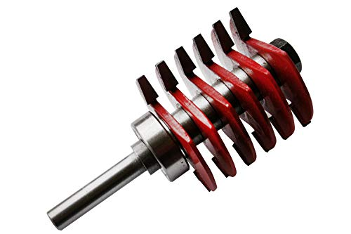 HM Profil-Verleimfräser für Oberfräser Schaftdurchmesser 8 mm
