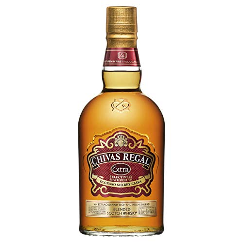 Chivas Regal Extra Whisky Escocés de Mezcla - 700 ml