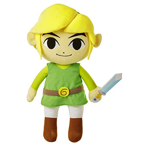 Nintendo World of Jumbo Plüsch Figur 50 cm (Link)