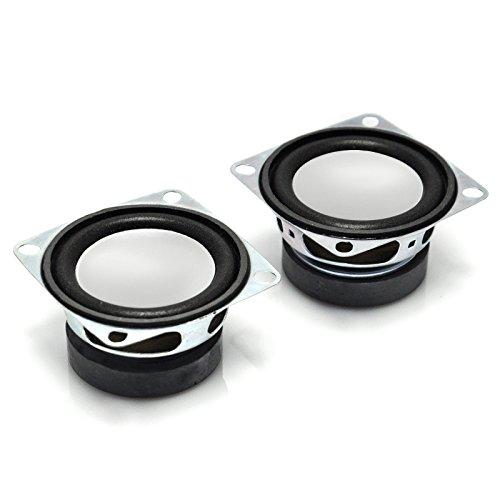 Gikfun 2' 4Ohm 3W Full Range Audio Speaker Stereo Woofer Loudspeaker for...