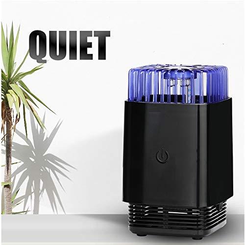 LGOO1 Portable USB Insektenfänger Photokatalysator LED-Moskito-Mörder Intelligent Sockel Mosquito Trap-Quiet Elektrische USB Mosquito Insektenvernichter 360 ° Umgebung Typ Aperture Mosquito-Lampe