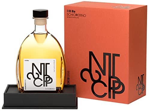 Domenis 1898 Domenis 1898 I III RE SCHIOPPETTINO grappa invecchiata 40% Vol. 0,7l in Giftbox - 700 ml