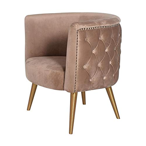 Furniturewalla Aleena Fabric Tub Chair