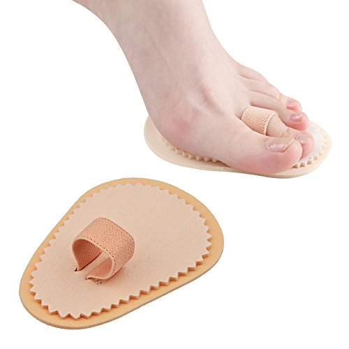 Dr. Wilson's Toe Straightener, Separator - Splint for Hammer, Crooked, Broken Toes - Immediate and Effective Relief