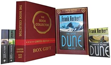 Frank Herbert Dune Collection: Heretics of Dune (gollancz Sf S.), Chapter House Dune: the Sixth Dune Novel & God Emperor o...