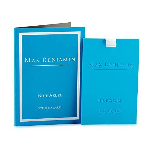 Max Benjamin Max Benjamin Blue Azure Duftkarte