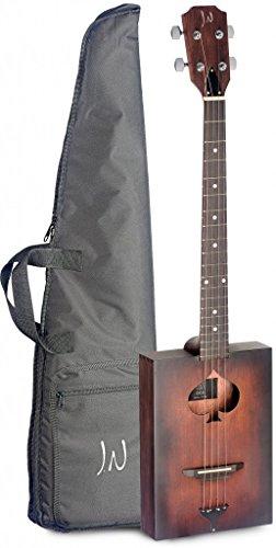 James Neligan Cask-FIRKIN - Zigarrenkisten-Gitarre