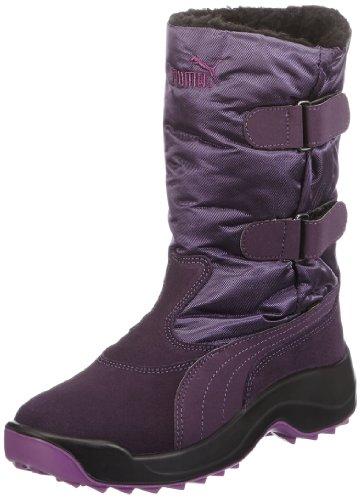 PUMA Damen Jane Boot GTX WN's Stiefel & Stiefeletten, Violett (BlackBerry Cordial-Black-Sparkling Grape 02), 42 EU